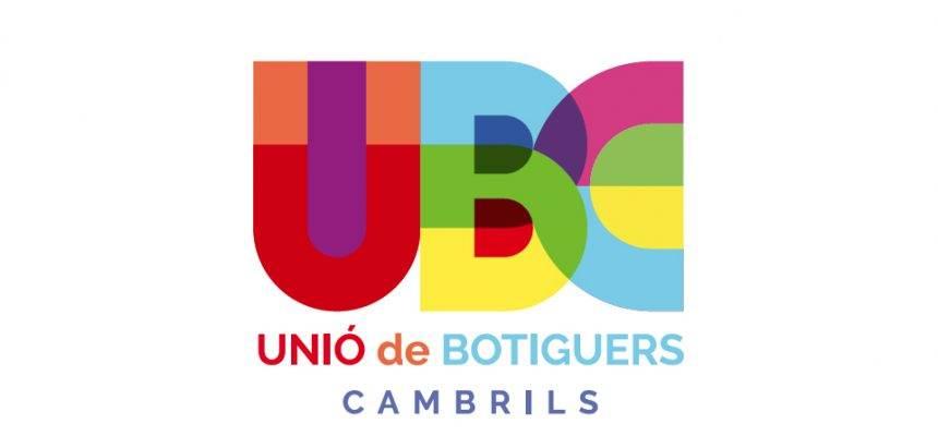 Disseny grèfic de marca per la Unió de Botiguers de Cambrils