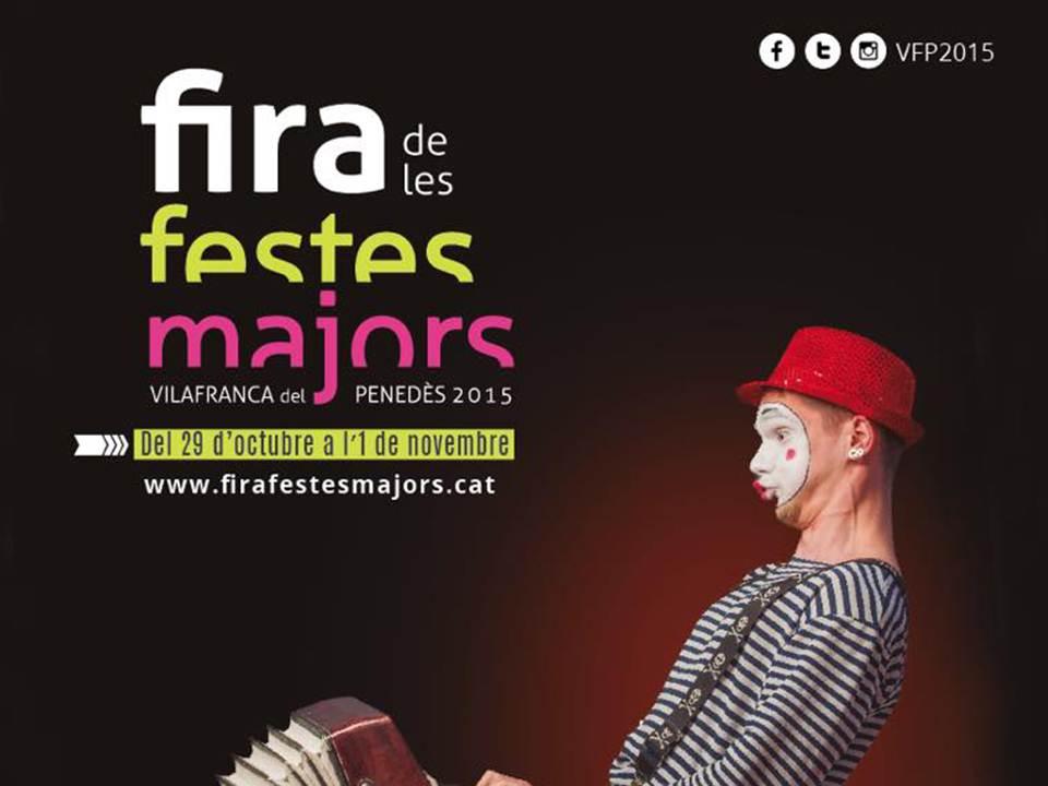 Campanya gràfica Fira Vilafranca