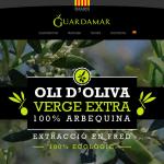 Capçalera disseny web de Guardamar